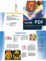 Early Education Brochure