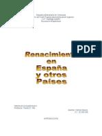 Renacimiento en España y otros países