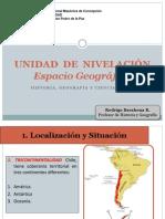 U.Nivelación. Espacio Geográfico - 3°M