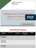 U.Nivelación. Espacio Geográfico - 7°