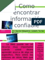 Como encontrar información confiable