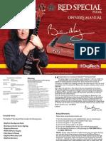 Brian May Manual
