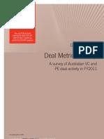 106362 AVCAL Deal Metrics Survey_0