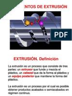 Trabajo de Extrusion