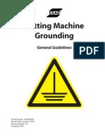 0560946064 Cutting Machine Grounding