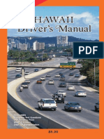 Hawaii Drivers Handbook   Hawaii Drivers Manual