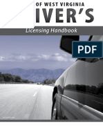 West Virginia Drivers Handbook |  West Virgina Drivers Manual