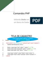 Comandos PHP