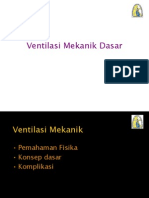 4. Dasar - Dasar Ventilasi Mekanik - Hori Hariyanto