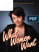 April Free Chapter - What Women Want by Nelly Thomas