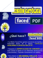 Instructivo para la Base de EXPANSIÓN FACED´DIOS (B.E.F.)