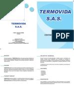 Port a Folio Termovida 1 de ABRIL 2012