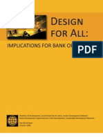 Universal Design World Bank