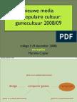 HC508 Nieuwe Media en Populaire Cultuur_MCopier
