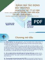 Danh Gia Tac Dong Moi Truong
