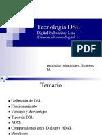 Tecnologia DSL