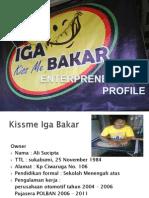 Enterpreneurship Profile