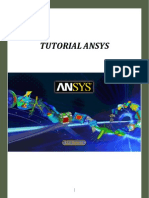 Tutorial Completo Ansys