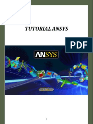 Tutorial Completo Ansys | Finite Element Method | Graphical