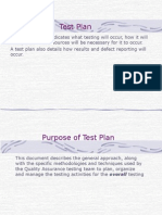 Test Plan Ppt