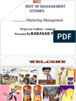 Competitor Analysis Dabur PPT