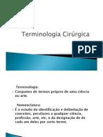 TERMINOLOGIA CIRURGICA2 aula 4 (1)