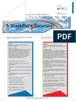 2 Pager Share Point Excursion Print