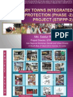 Bangladesh Secondary Towns Integrated Flood Protection (Phase 2) Project (STIFPP-2)