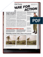 Royal Marine Corps Unarmed Combat Course-Peter Brown (Brittish H2H)