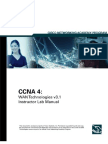 Cisco CCNA 4 WAN Technologies v3.1 Instructor Lab Manual