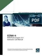 cisco ccna 4 wan technologies v3 1 instructor lab manual router rh scribd com CCNA Simulator Software CCNA Lab Kit