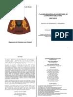 Plan de Desarrollo Gerencia de to y Presupuesto en Provincia Del Santa Chimbote
