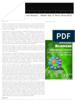 Social Business Strategic Outlook 2012-2020 Middle East & North Africa, 2012