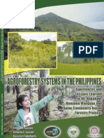 Agroforestry Systems in the Philippines