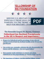 Fellowship of Fathers Presentation