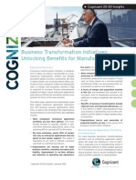 Business Transformation Initiatives