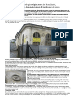 castele şi cetăţi uitate ale României