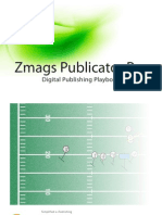 Digital Publishing Zmags Playbook