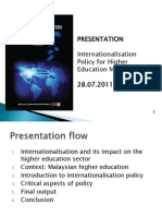 International is at Ion Policy (1)