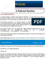 Is 2.9 a Rational Number