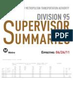 d95 Summaries