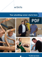 Plumbing Career - Training Courses Brochure