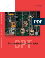Worcester Characterized Seat Valve (CV)