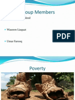 Causes of Poverty | Presentation on Poverty | Poverty in Pakistan