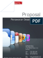 Proposal WebDesign