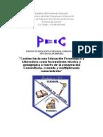 PEIC PREESCOLAR FILOMENA 2010 - 2011