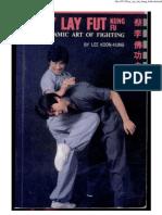 (1983) Choy Lay Fut Kung-Fu- Lee Koon Hung (Choy Li Fut)
