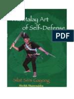 (2005) The Malay Art of SelfDefense-Sheikh Shamsuddin (Silat Seni Gayong)