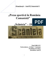 Istoria Presei Romanesti Paul Greavu