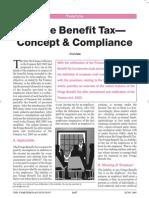 Fringh Benefit Tax